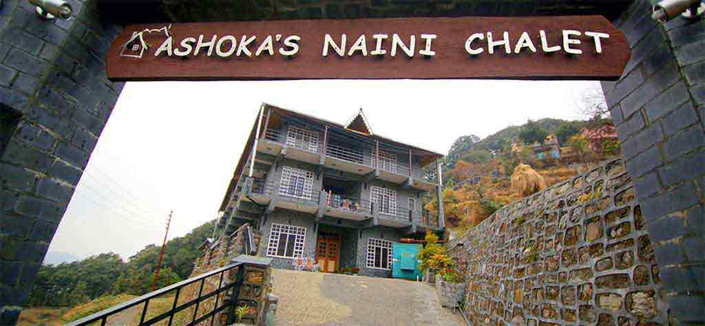 Deluxe hotels in nainital