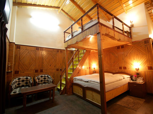 The best Hotels in Nainital